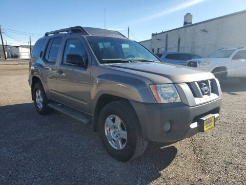 2007 Nissan Xterra for sale at CHURCHILL AUTO SALES in Fallon NV