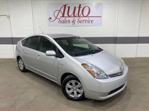 2006 Toyota Prius for sale at Auto Sales & Service Wholesale in Indianapolis IN