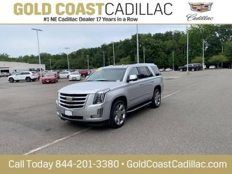 2019 Cadillac Escalade for sale at Gold Coast Cadillac in Oakhurst NJ