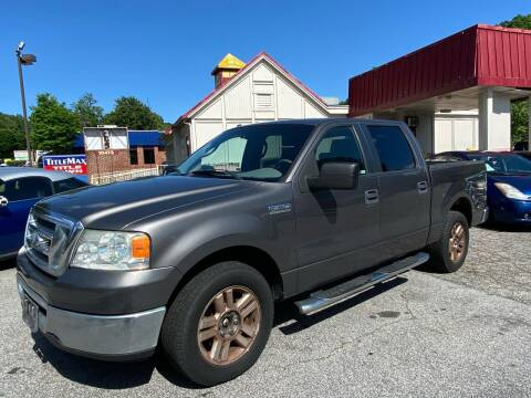 2008 Ford F-150 for sale at Car Online in Roswell GA