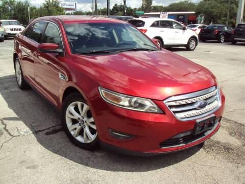 2010 Ford Taurus for sale at Mars auto trade llc in Kissimmee FL