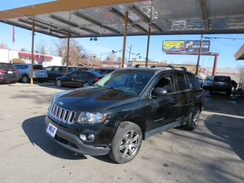 2015 Jeep Compass for sale at Nile Auto Sales in Denver CO