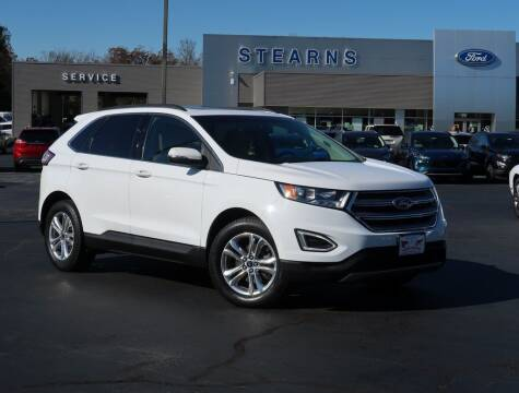 2015 Ford Edge for sale at Stearns Ford in Burlington NC