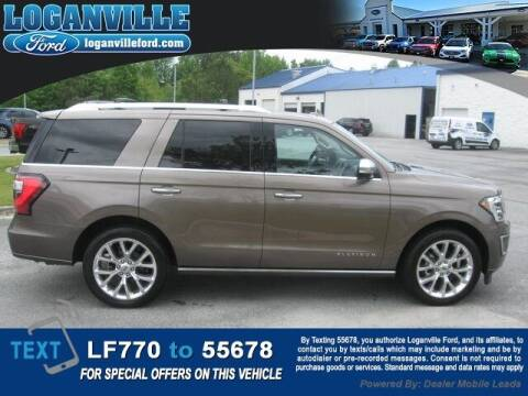 2018 Ford Expedition for sale at Loganville Ford in Loganville GA