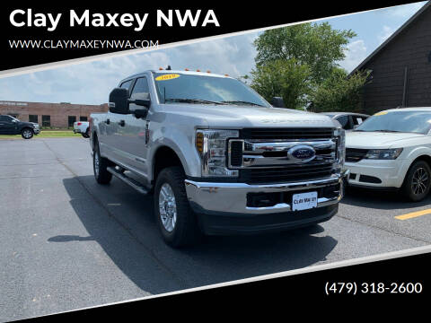 2019 Ford F-250 Super Duty for sale at Clay Maxey NWA in Springdale AR
