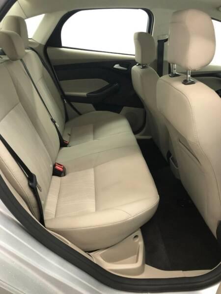2018 Ford Focus SE 4dr Sedan - Philadelphia PA