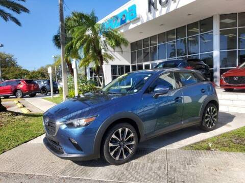 2019 Mazda CX-3 for sale at Mazda of North Miami in Miami FL