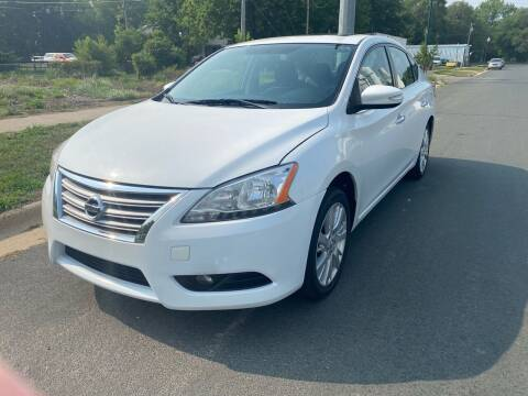 2013 Nissan Sentra for sale at ONG Auto in Farmington MN