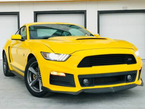 2015 Ford Mustang for sale at Avanesyan Motors in Orem UT
