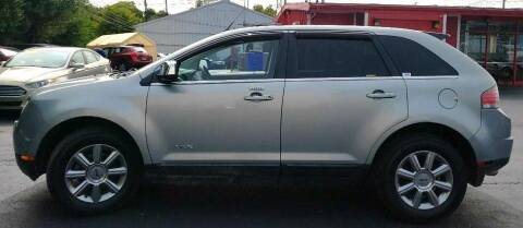 2007 Lincoln MKX for sale at Rayyan Auto Sales LLC in Lexington KY