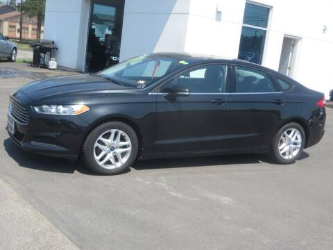 2013 Ford Fusion for sale at Price Auto Sales 2 in Concord NH
