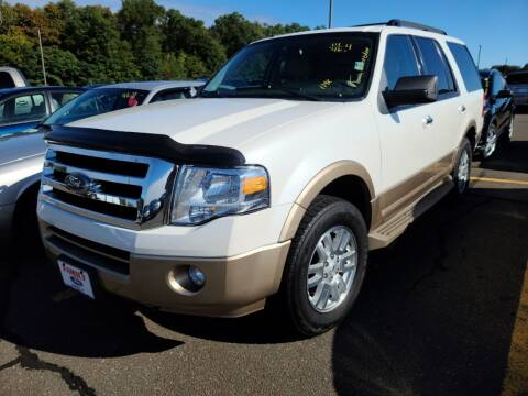 2014 Ford Expedition for sale at Bel Air Auto Sales in Milford CT