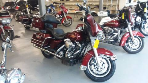2008 Harley Davidson Electra Glide for sale at Adams Enterprises in Knightstown IN