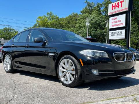 2011 BMW 5 Series for sale at H4T Auto in Toledo OH