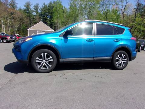 2017 Toyota RAV4 for sale at Mark's Discount Truck & Auto Sales in Londonderry NH