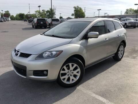 2008 Mazda CX-7 for sale at City Auto in Murfreesboro TN