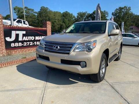 2012 Lexus GX 460 for sale at J T Auto Group in Sanford NC