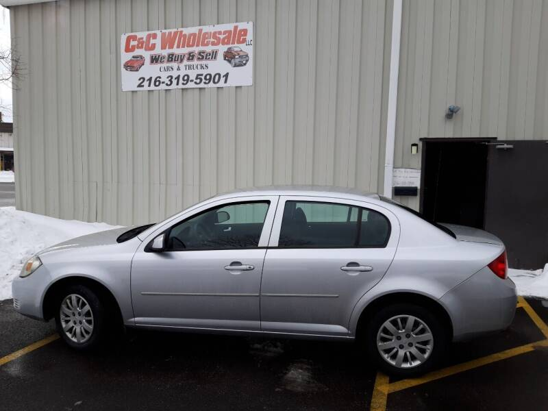 2010 Chevrolet Cobalt for sale at C & C Wholesale in Cleveland OH