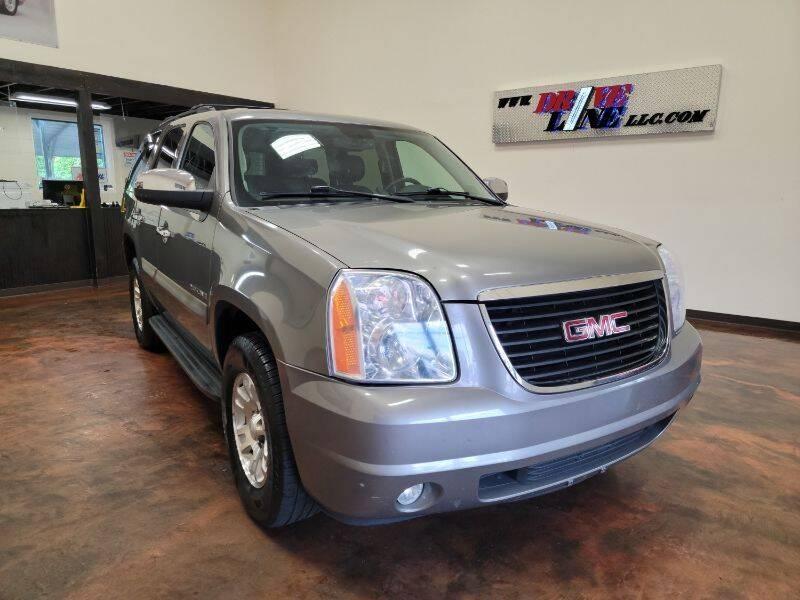 2008 GMC Yukon for sale at Driveline LLC in Jacksonville FL