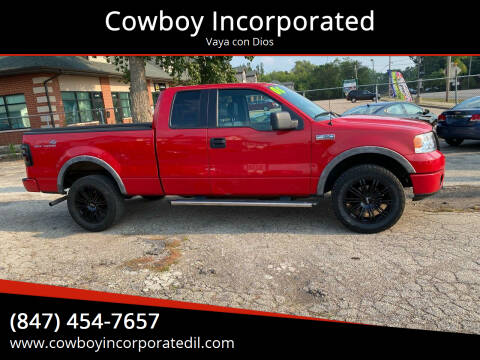 2006 Ford F-150 for sale at Cowboy Incorporated in Waukegan IL