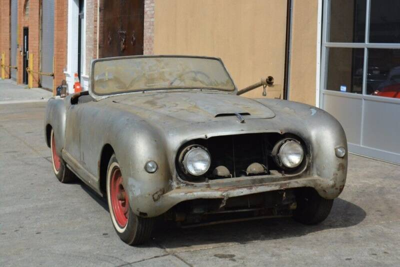 1953 Nash Healey for sale at Gullwing Motor Cars Inc in Astoria NY