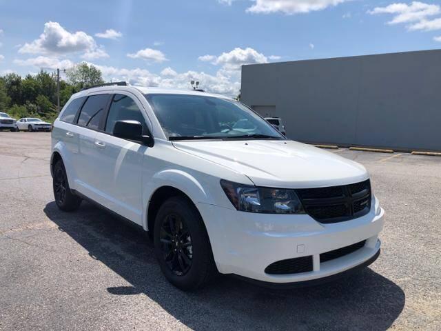2020 Dodge Journey for sale at Vance Fleet Services in Guthrie OK