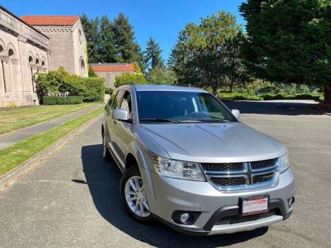 2015 Dodge Journey for sale at EZ Deals Auto in Seattle WA