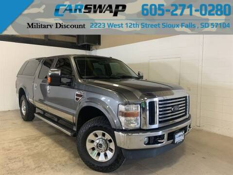 2009 Ford F-350 Super Duty for sale at CarSwap in Sioux Falls SD
