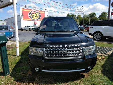 2011 Land Rover Range Rover for sale at AUTOPLEX 528 LLC in Huntsville AL