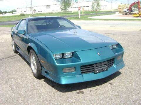 1991 Chevrolet Camaro for sale at DICKS AUTO SALES in Marshfield WI