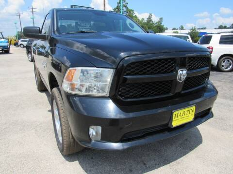 2013 RAM Ram Pickup 1500 for sale at Park and Sell in Conroe TX