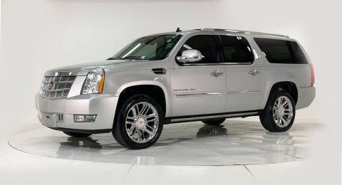2012 Cadillac Escalade ESV for sale at Houston Auto Credit in Houston TX