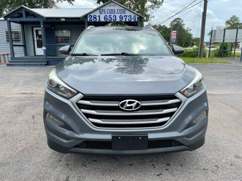 2017 Hyundai Tucson for sale at QUALITY PREOWNED AUTO in Houston TX