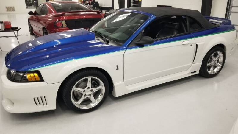 1999 Ford Mustang SVT Cobra for sale at Years Gone By Classic Cars LLC in Texarkana AR