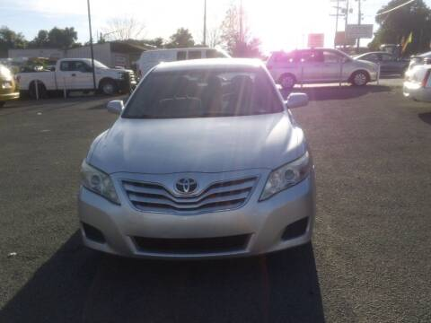 2010 Toyota Camry for sale at Knoxville Used Cars in Knoxville TN