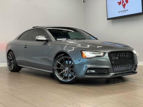 2014 Audi S5 for sale at TX Auto Group in Houston TX