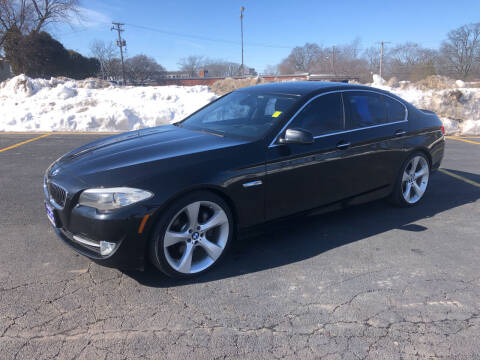 2011 BMW 5 Series for sale at CPM Motors Inc in Elgin IL