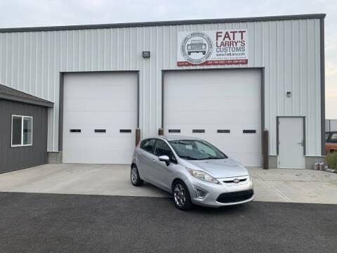 2012 Ford Fiesta for sale at Fatt Larry's Customs in Sugar City ID