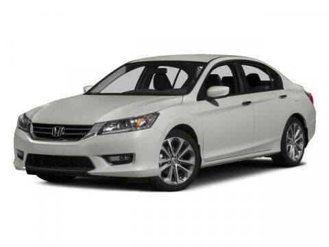 2015 Honda Accord for sale at CarZoneUSA in West Monroe LA