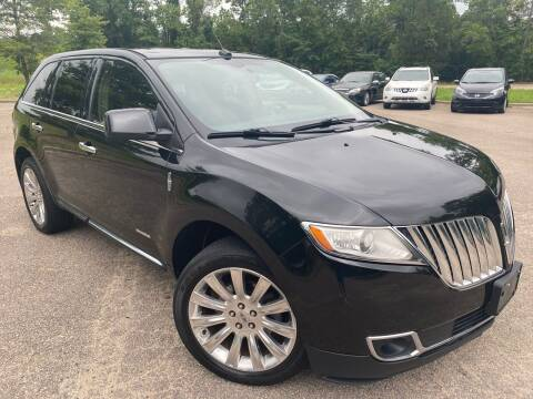 2011 Lincoln MKX for sale at The Auto Depot in Raleigh NC