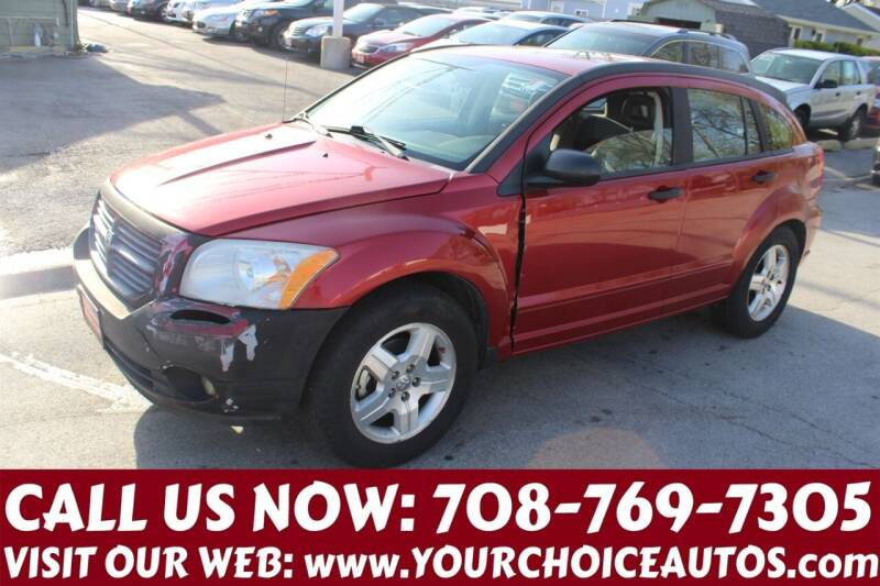 2007 Dodge Caliber for sale at Your Choice Autos in Posen IL