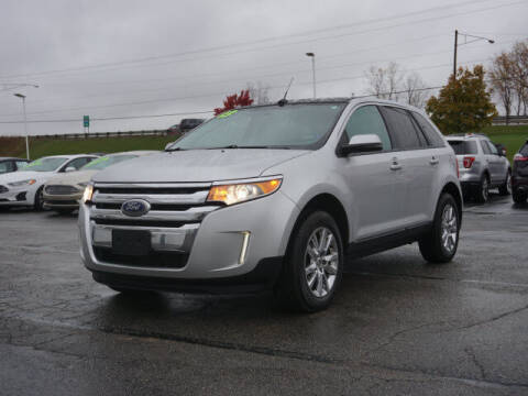 2013 Ford Edge for sale at FOWLERVILLE FORD in Fowlerville MI