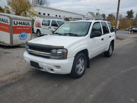2006 Chevrolet TrailBlazer for sale at JR's Auto Connection in Hudson NH