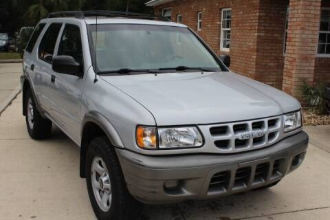 2002 Isuzu Rodeo for sale at MITCHELL AUTO ACQUISITION INC. in Edgewater FL