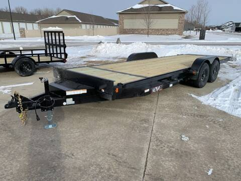 2021 Midsota TB-22 Full Tilt 10k #2490 for sale at Prairie Wind Trailers, LLC in Harrisburg SD