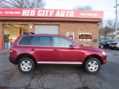 2004 Volkswagen Touareg for sale at Red City  Auto in Omaha NE