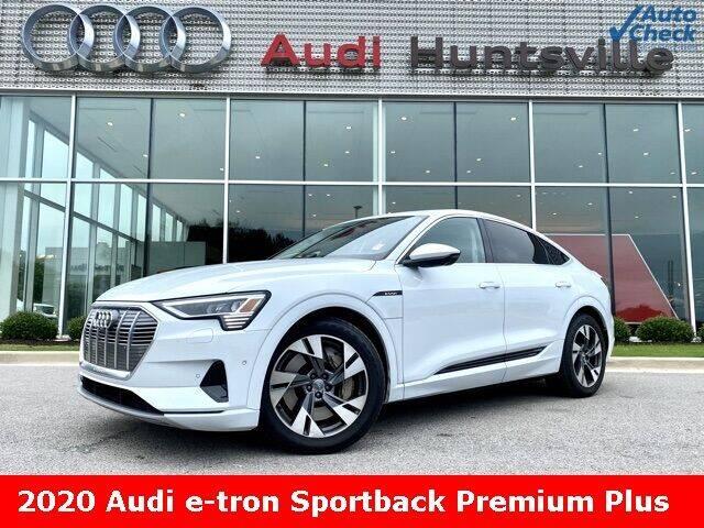 2020 Audi e-tron for sale in Huntsville, AL