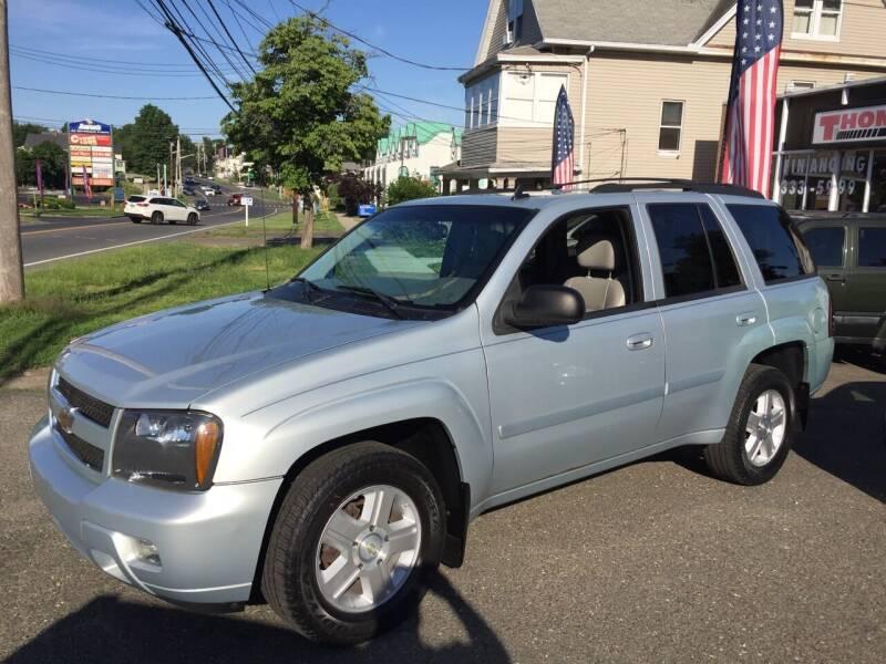 2007 Chevrolet TrailBlazer for sale at Thomas Anthony Auto Sales LLC DBA Manis Motor Sale in Bridgeport CT
