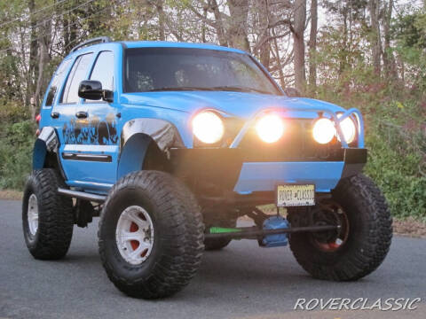 2003 Jeep Liberty for sale at Isuzu Classic in Cream Ridge NJ