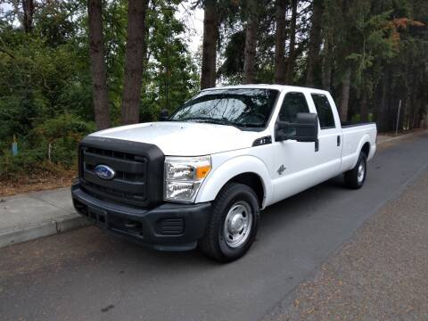 2011 Ford F-350 Super Duty for sale at PDX Car People LLC in Milwaukie OR